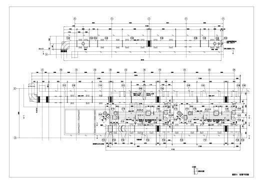 配管平面図