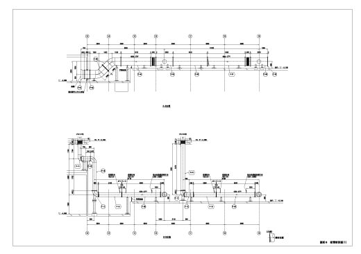 配管断面図(1)